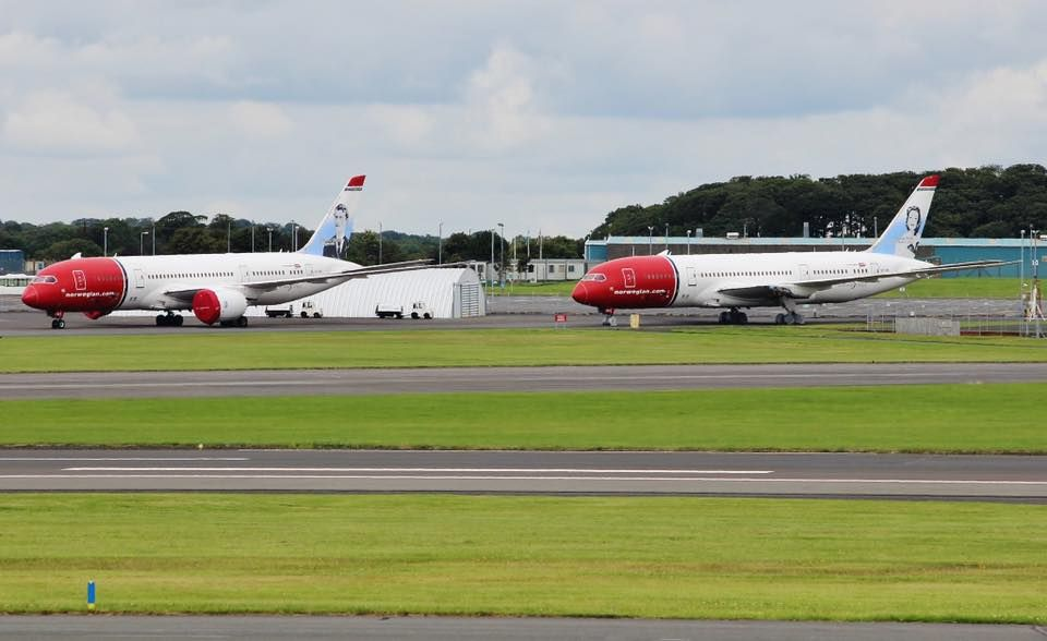 Less Planes & Fewer Routes: The New Norwegian
