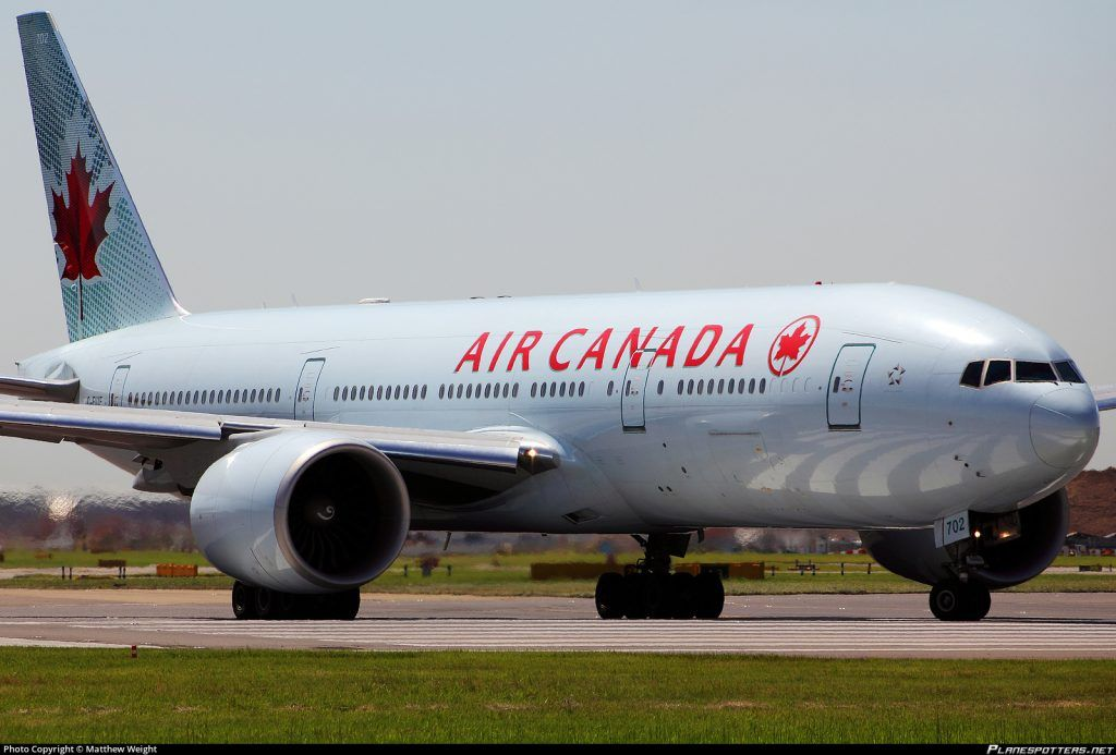 Life Threatening Medical Emergency Diverts Air Canada