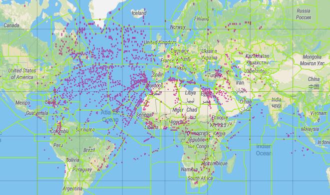 HF Datalink Coverage