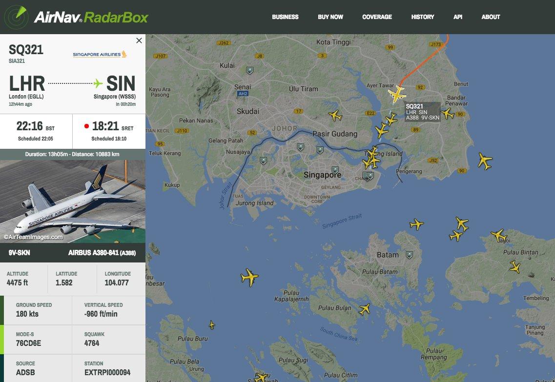 How pilots choose flight paths? - RadarBox.com Blog