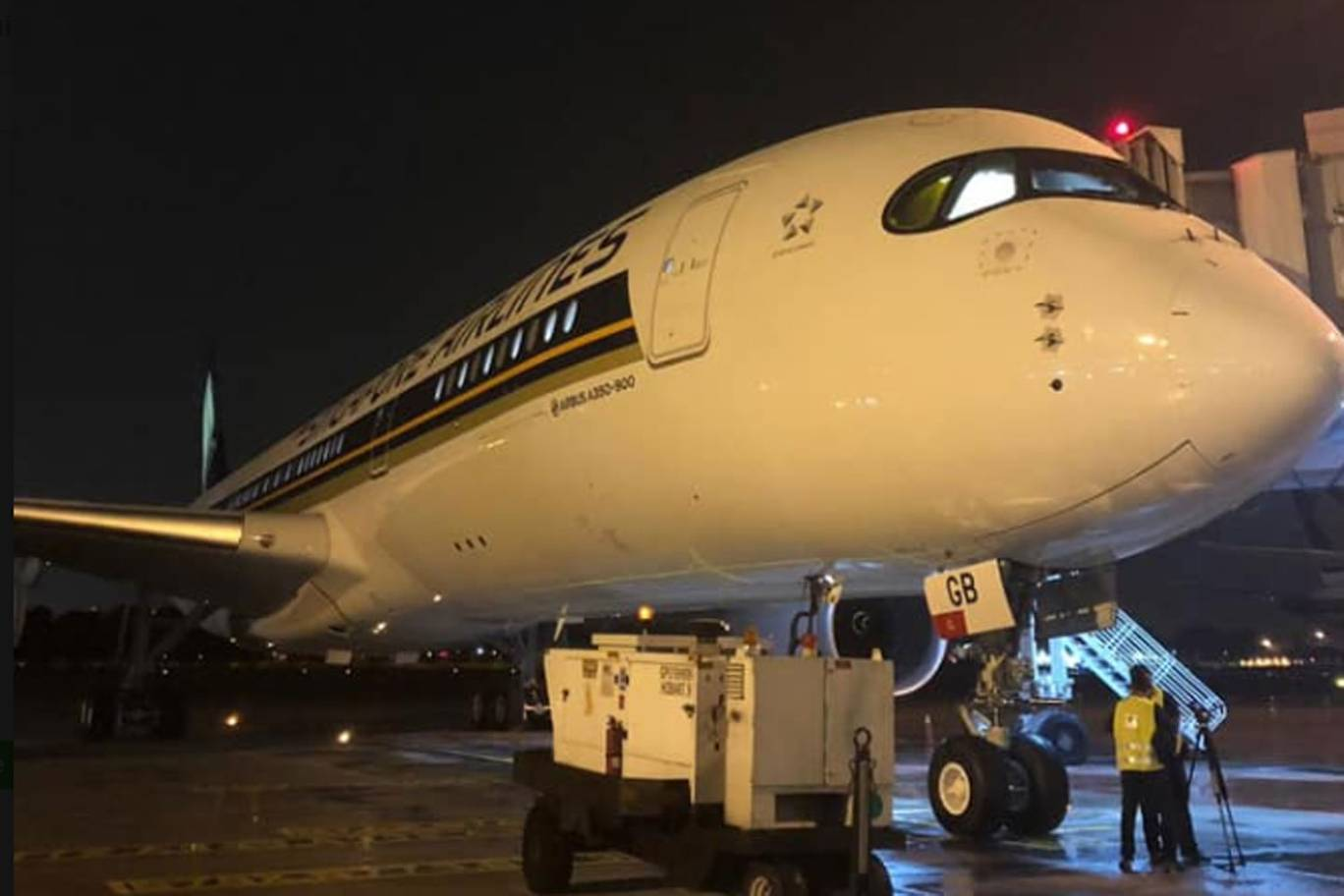 Singapore Airlines resumes world\'s longest route - RadarBox.com Blog